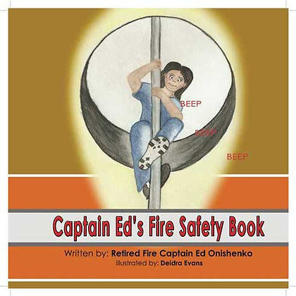 Captain Ed's Fire Safety Book