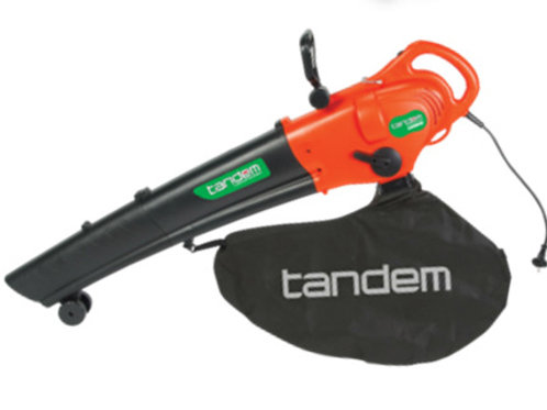 Tandem Blower Vac 2800w + Catcher Bag