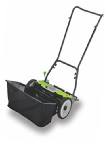 "Tandem Push Mower GB 16"" + Grassbox"
