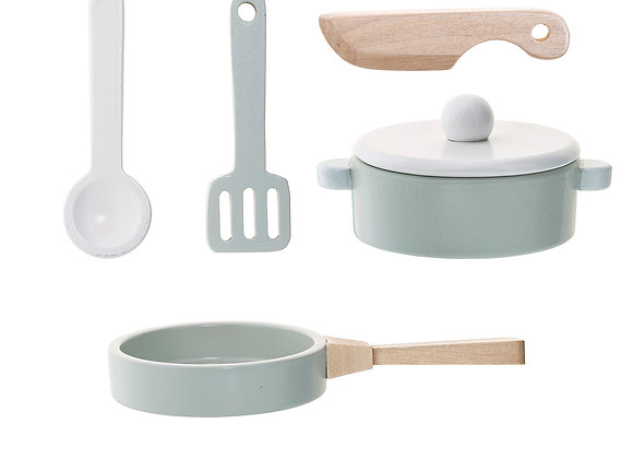 Bloomingville Kitchen Play Set