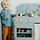 Thumbnail: Cam Cam Copenhagen Organic Kids Oven Glove & Pot Holder Set