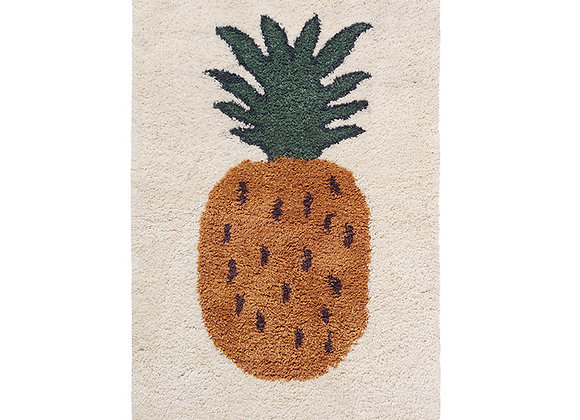 Ferm Living Fruiticana Tufted Pineapple Rug [Pre-Order]