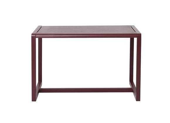Ferm Living Little Architect Table - Bordeaux [Pre-Order]
