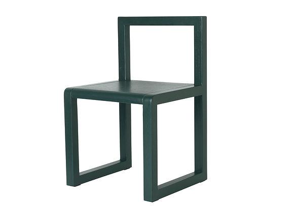 Ferm Living Little Architect Chair - Dark Green [Pre-Order]