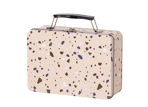 Ferm Living Terrazzo Lunch Box- Rose