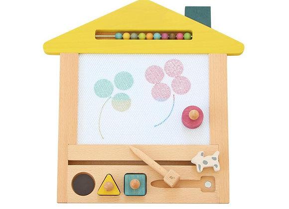 Kiko+ & Gg* Oekaki House - Magic Drawing Board (Dog)