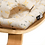 Thumbnail: Charlie Crane Rocker Levo in Beech with Garbo & Friends Mimosa cushion