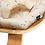 Thumbnail: Charlie Crane Rocker Levo in Beech with Garbo & Friends Mimosa cushion