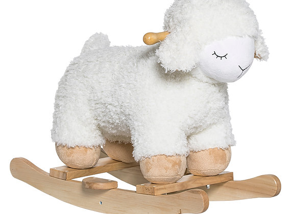 Milton & Goose Sheep Rocking Toy