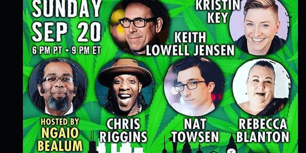 420 Comedy Extravaganza