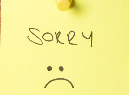 Power of Apologies