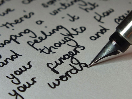 Journaling (when you HATE to write)