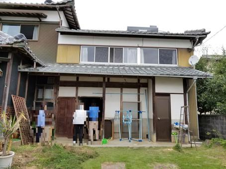 久しぶりの「納屋→住居 変身リノベ」