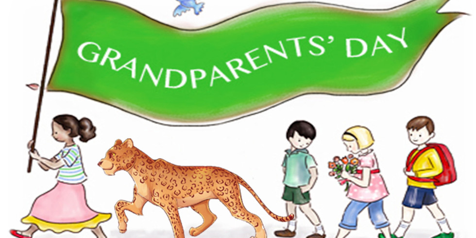 Grandparents' Day April 15th, 2019 - La Entrada