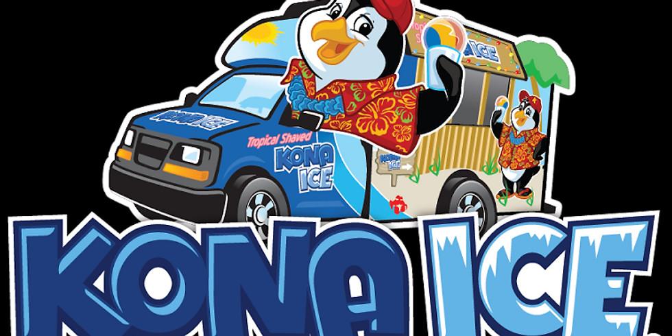 LLEF Kona Ice Event