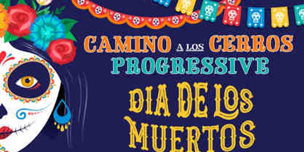 13th Annual Camino a los Cerros Progressive