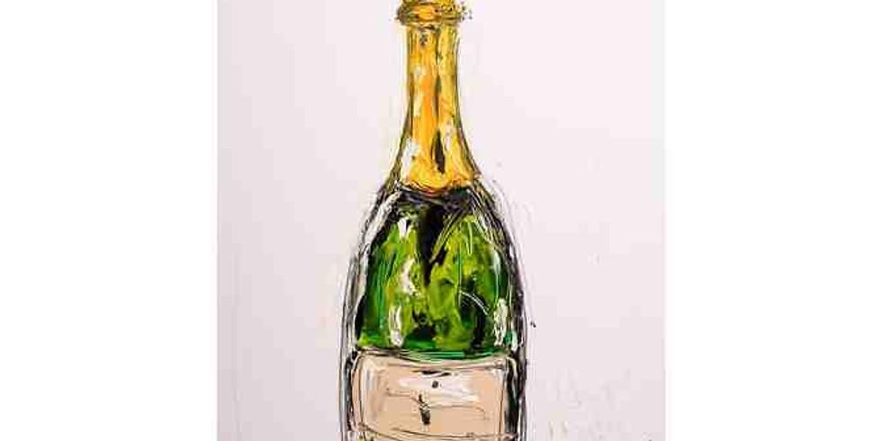 Champagne Art Talk