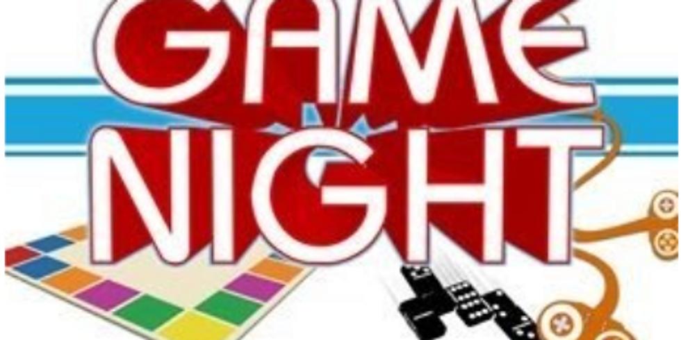 Virtual Grown-up Game Night