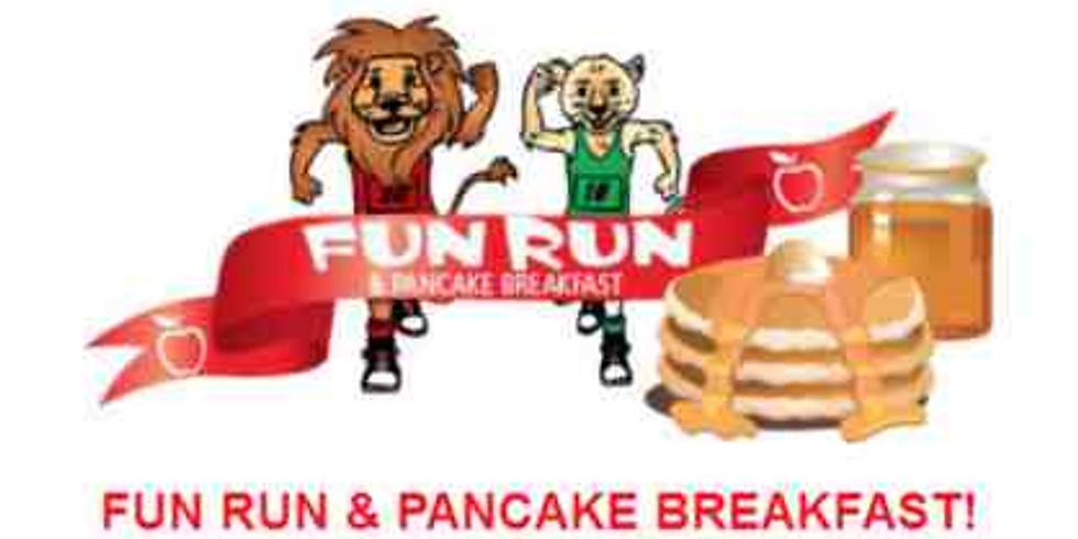 Fun Run and Pancake Breakfast