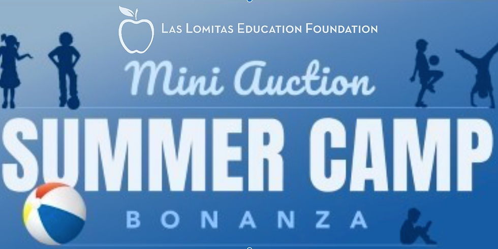 Summer Camp Gift Certificates - Spring Event