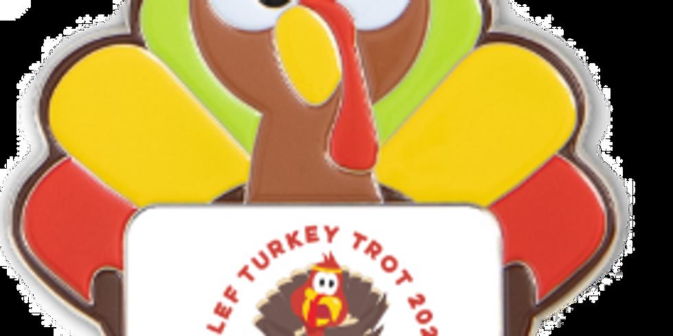 LLEF Virtual Turkey Trot 2020
