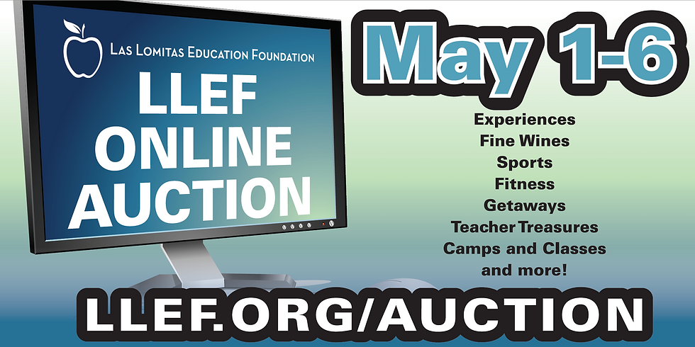 2021 Online Auction - May 1st - 6th