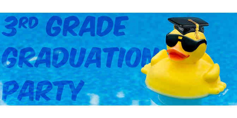 3rd grade graduation party