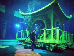 水舞間PADI水肺潛水員證書課程 PADI Scuba Diver Certification Course at the House of Dancing Water
