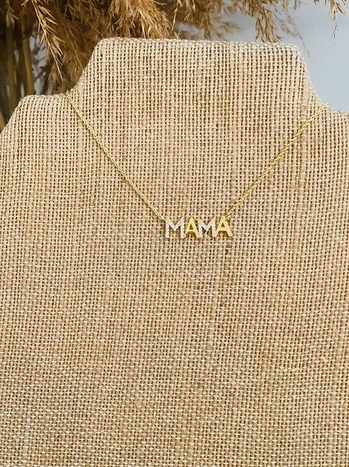 "FÍGARO CHAIN ""MAMA"" Pendant"