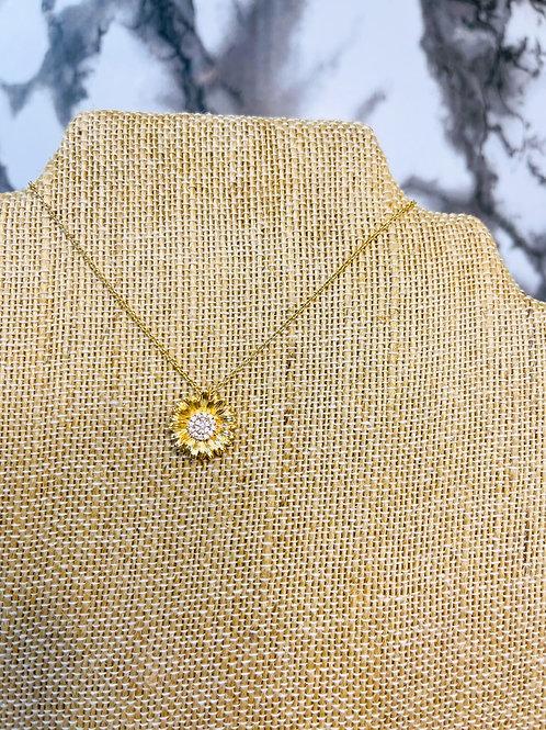 Sunflower 🌻 Curb chain
