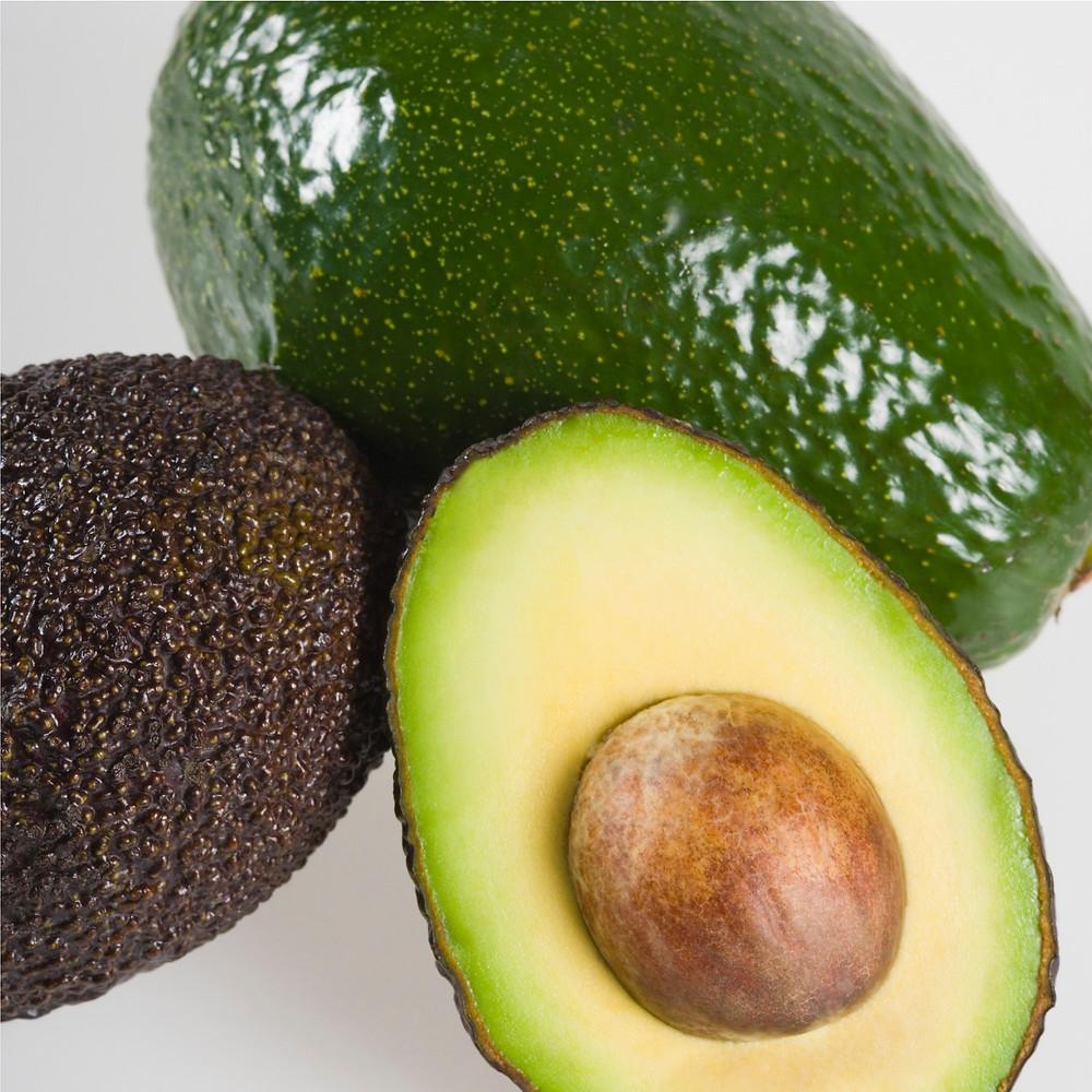 Nutrient rich avocado for skincare