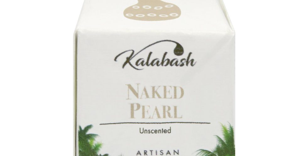 Naked Pearl - Unscented Artisan Mini Soap Cube