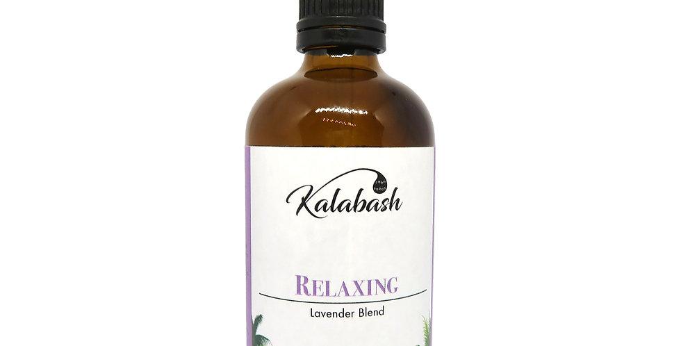 Organic Body Oil - Lavender Blend