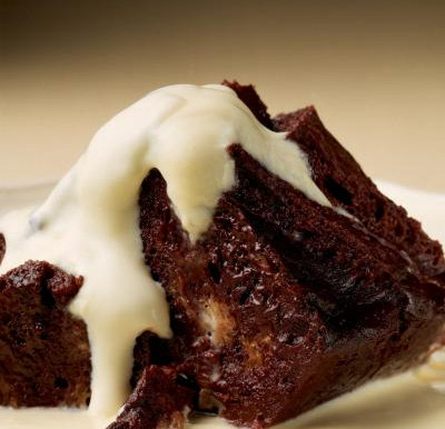 Chocolate & Caribbean Rum Bread & Butter pudding to brighten up your Winter days.
