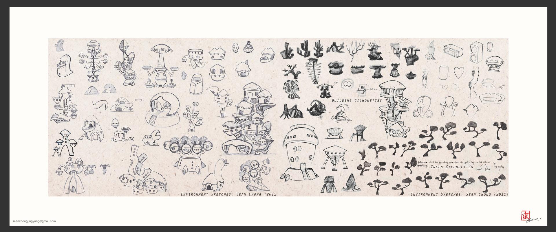 e.Liens 2012: Concept Art