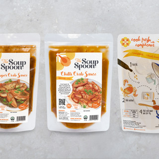 The Soup Spoon: Sauces (Crab Series)