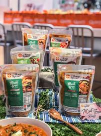 TSS Meat-Free Soups
