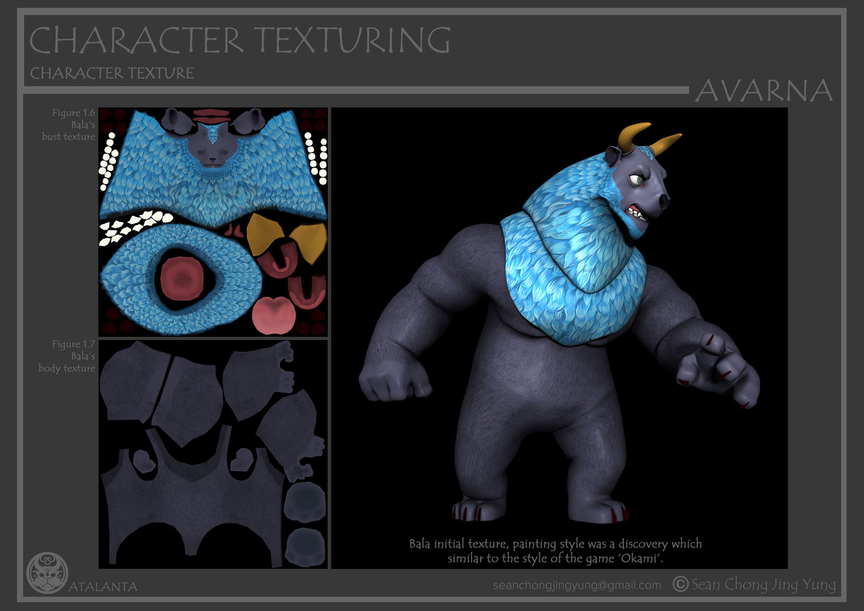 Avarna 2013: Bala Texture Version 01