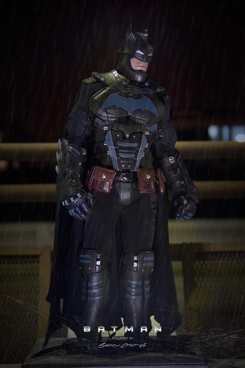 Batman Sculpture 2015