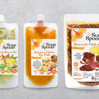 The Soup Spoon: Sauces