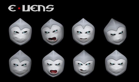 e.Liens 2012: Eek's Expression