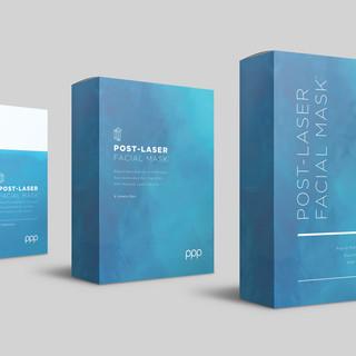 PPP Mask Box Mockup (Design Variation 02)