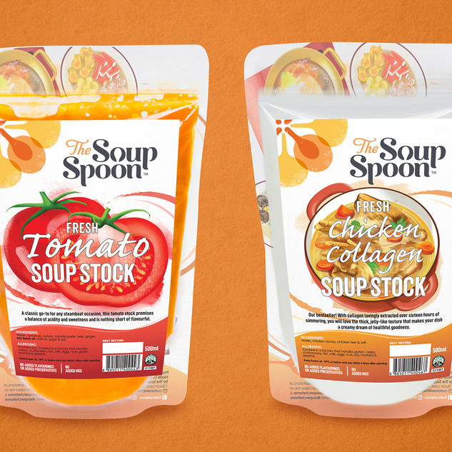 The Soup Spoon: Soup Stock