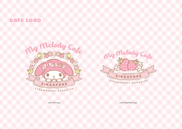 My Melody Café Logo