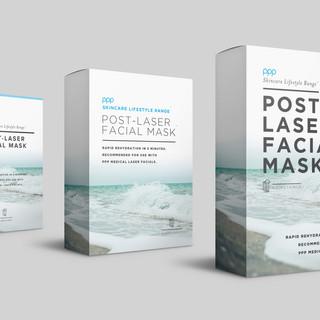 PPP Mask Box Mockup (Design Variation 01)