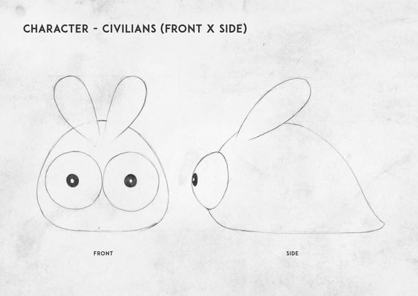Character - Civilians