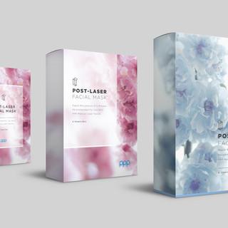 PPP Mask Box Mockup (Design Variation 03)
