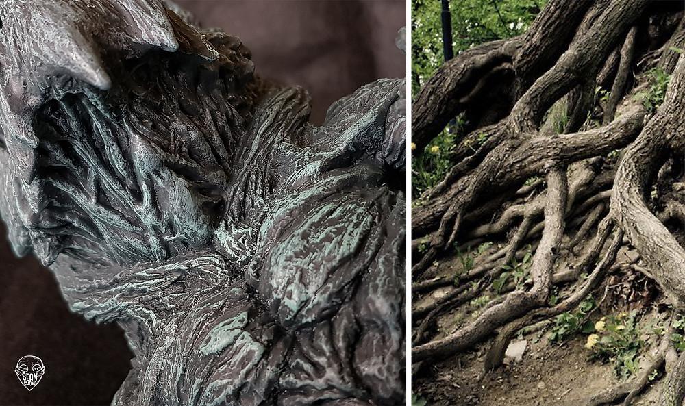 Texture of Defo-Real Godzilla Earth