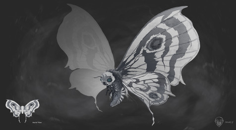 Mothra (Redesign)