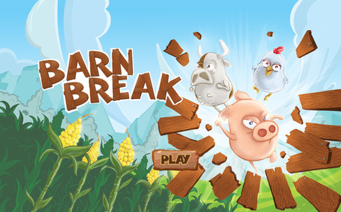 Game Asset: Barn Break (Concept)